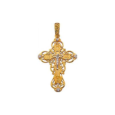 Золотой крест 65018
