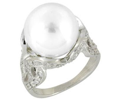 Серебряное кольцо  66880