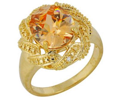 Серебряное кольцо  68418
