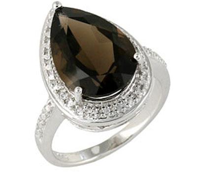 Серебряное кольцо  68501