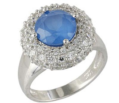 Серебряное кольцо  68507