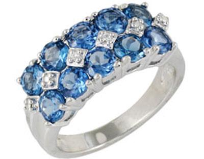 Серебряное кольцо  68550