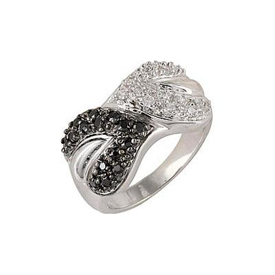 Серебряное кольцо  68551