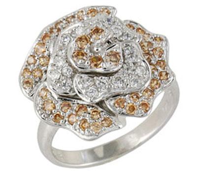 Серебряное кольцо  68561