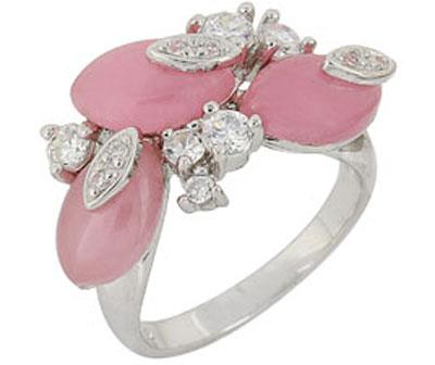 Серебряное кольцо  68567