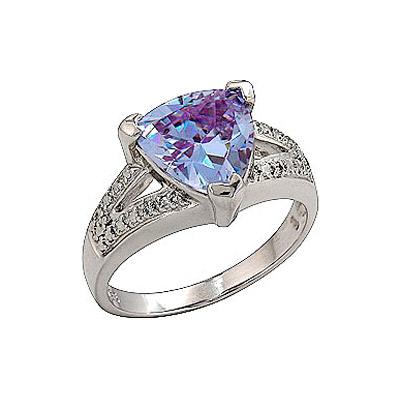 Серебряное кольцо  68581