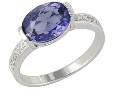 Серебряное кольцо  68617