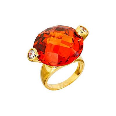 Серебряное кольцо  68624