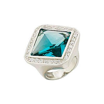 Серебряное кольцо  69047