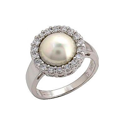Серебряное кольцо  70686