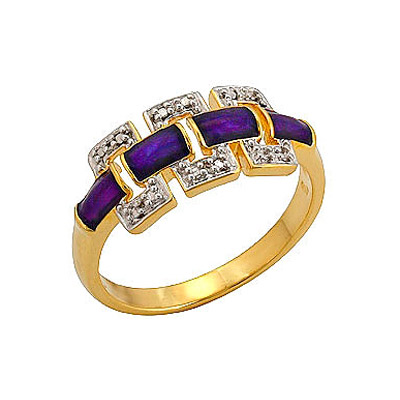 Серебряное кольцо  70770