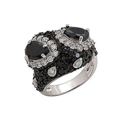 Серебряное кольцо  70772