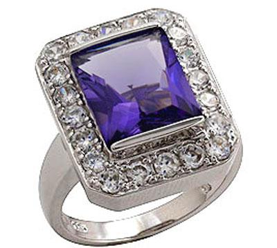 Серебряное кольцо  70826