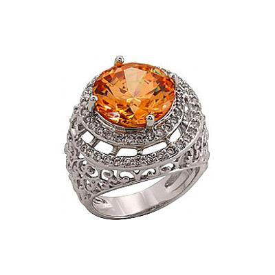 Серебряное кольцо  70839