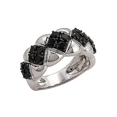 Серебряное кольцо  70841