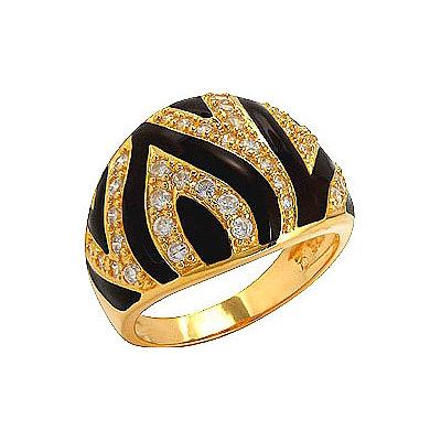Серебряное кольцо  75029