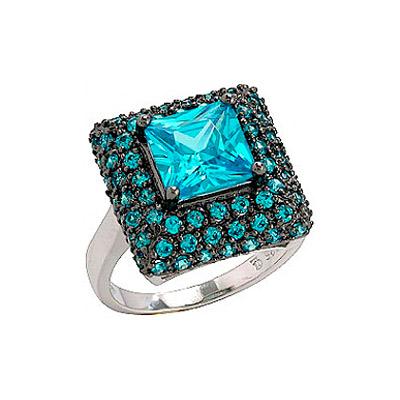 Серебряное кольцо  75147