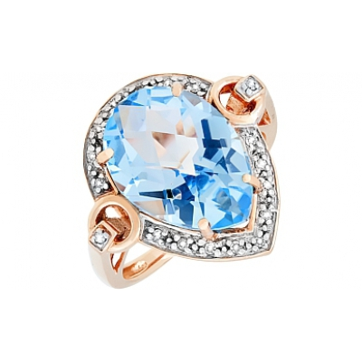 Купить Кольца Золотое кольцо  76562  Золотое кольцо  76562