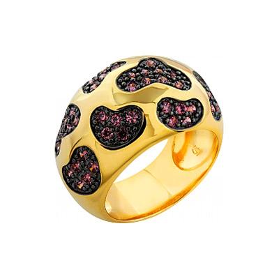 Серебряное кольцо  Ювелирное изделие 80534