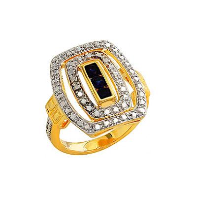 Серебряное кольцо  80547
