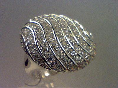 Серебряное кольцо  81866