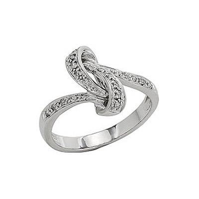 Купить Золотое кольцо 81946, Кольцо с бриллиантами. Кольцо с бриллиантами. Вставки: 10 бриллиантов, огранка круг 57 граней, вес 0.112 карат, цвет 4, чистота 5, 18 бриллиантов, чистота 5. Белое золото 585., Ювелирное изделие