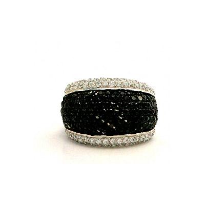 Серебряное кольцо  82507