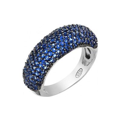 Серебряное кольцо  82557