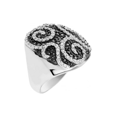 Серебряное кольцо  82574