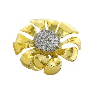 Серебряное кольцо  82579