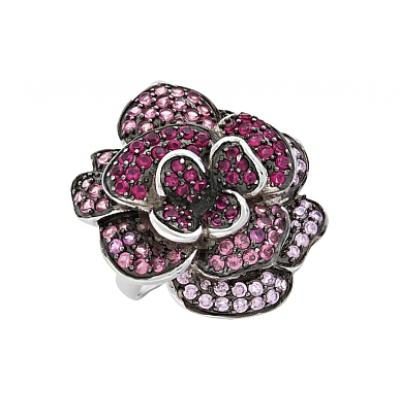 Серебряное кольцо  82626