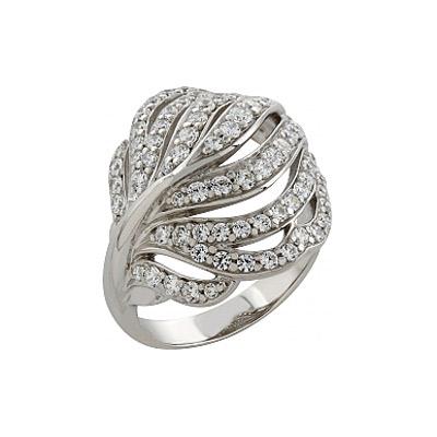 Серебряное кольцо  Ювелирное изделие 82772