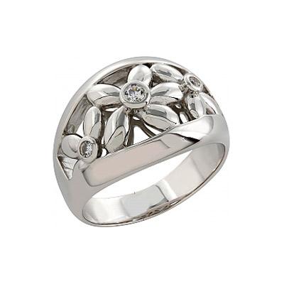 Серебряное кольцо  82796