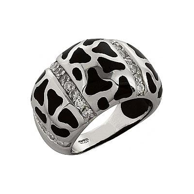 Серебряное кольцо  Ювелирное изделие 82979