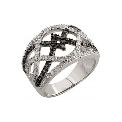 Серебряное кольцо  83480