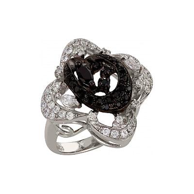 Серебряное кольцо  83569