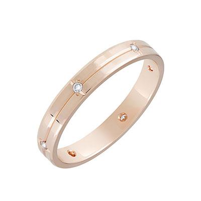 Купить Кольца Золотое кольцо  86041  Золотое кольцо  86041