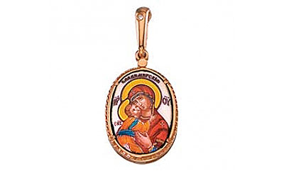 Золотая икона  9009