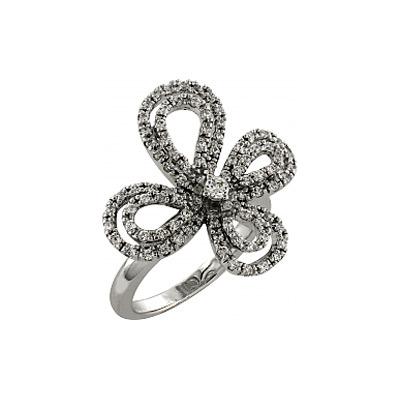 Серебряное кольцо  98200