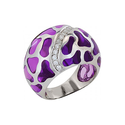 Серебряное кольцо  99380