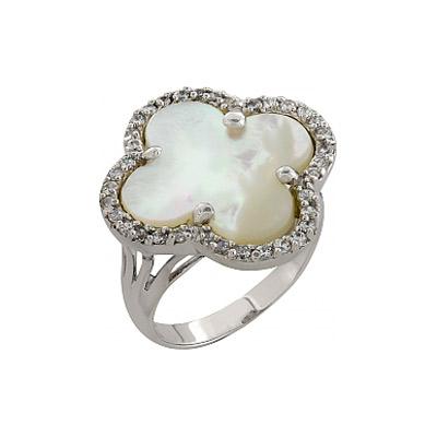 Серебряное кольцо  99447
