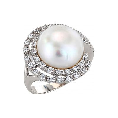 Серебряное кольцо  99457