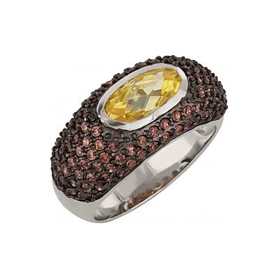 Серебряное кольцо  99593