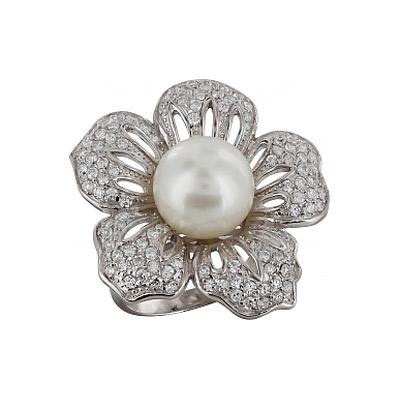 Серебряное кольцо  99604