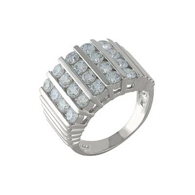 Серебряное кольцо  Ювелирное изделие 99908