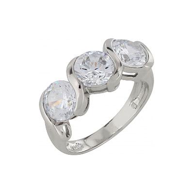 Серебряное кольцо  99918