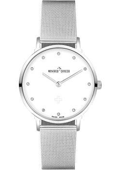 Швейцарские наручные  женские часы Manfred Cracco 34004LM. Коллекция Jackie