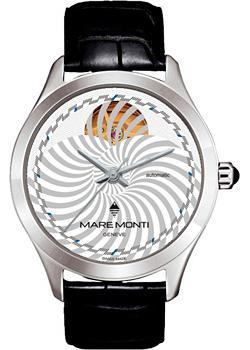 Швейцарские наручные  женские часы Maremonti 153.167.411. Коллекция Ladies Classic