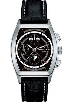 Швейцарские наручные мужские часы Maremonti 158.357.451. Коллекция Gents Classic