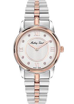 Швейцарские наручные  женские часы Mathey-Tissot D1086BI. Коллекция Artemis